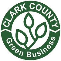 Clark County Green business logo