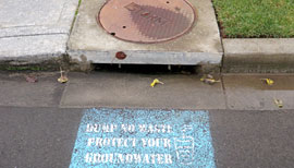 Catch Basin Storm Drain